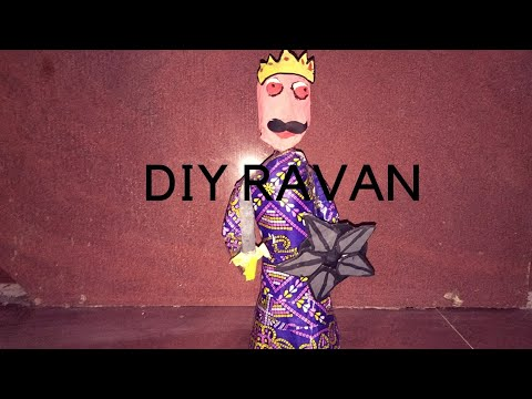 How to make a ravan