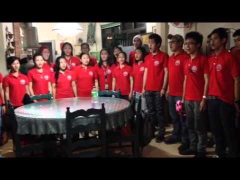 Pasko Nanaman - Lyceum NW University Choir
