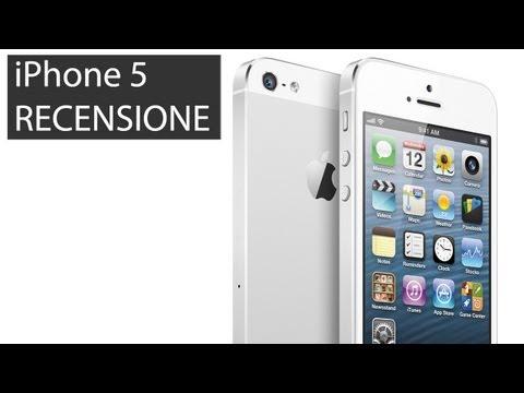iPhone 5 Recensione | StileApple