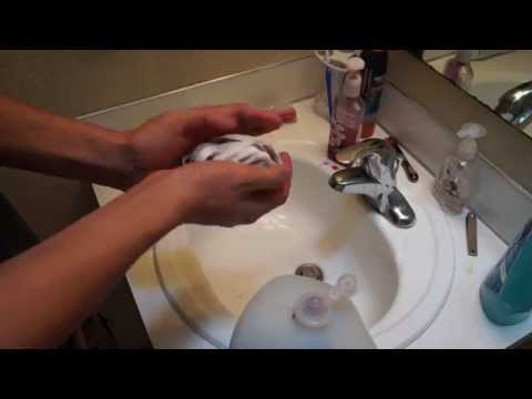 How to Clean White Laces! 2 Simple Methods! Converse, Vans, Nike, Adidas!