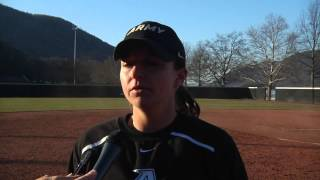 Recap: Army Softbal vs. Iona 3-24-15