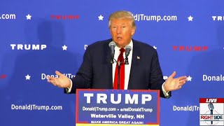 FULL Event: Donald Trump in Waterville Valley, NH (12-1-15)