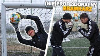 (NIE)PROFESJONALNY BRAMKARZ VS GDFOOTBALL | Liga Podwórkowa