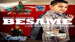 Besame - Gabanito Mix FT Dj Rompe (Los Rompe Corazones)2013♛Sower626HD♛