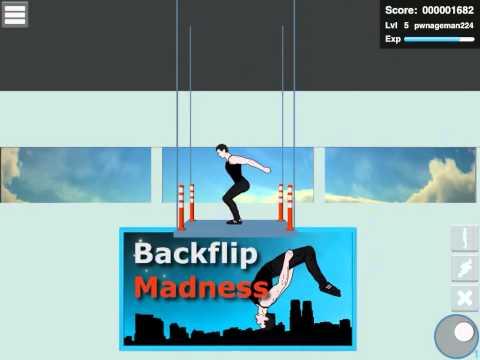 BackFlip Madness - Level 1