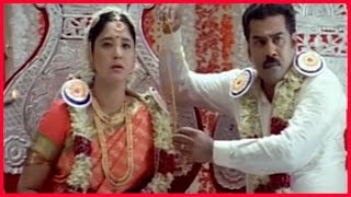 Pazhani Tamil Movie - Bharath stops Aishwarya's marriage