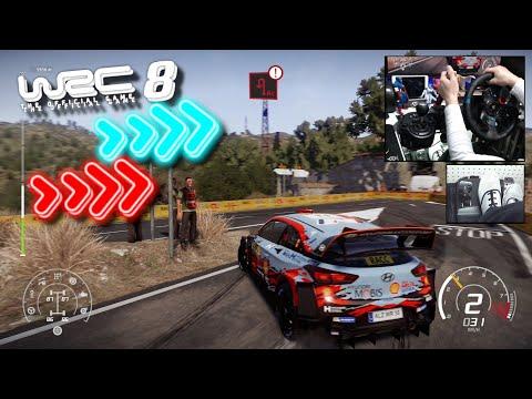 WRC 8 Hyundai