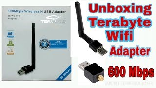 wifi adapter unboxing in hindi || Mini USB Wifi Adapter (802.11N) Unboxing+Review [Hindi