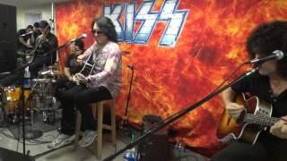 "KISS ""Beth"" Acoustic set 2013/10/23 (5/6)"