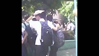 Earthquake Drill sa Pasay City South High School (6/21/2018)
