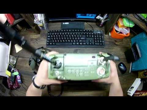 настройка радиостанции р-168-5кн