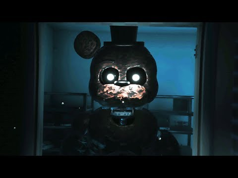 LOS ANIMATRONICOS QUIEREN ENTRAR | THE JOY OF CREATION STORY MODE | OFFICE Español