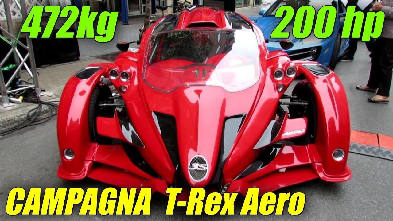 T Rex Car Price >> 2013 T Rex Aero 3s By Anibal Automotive Design Peel Paddock 2013 Montreal Formula 1 Weekend