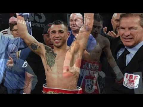 Professional Boxer Jose Haro USBA Champion
