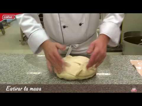 Calsa Escuela de Panadería Receta Pain au chocolat