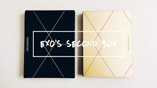 [ Unboxing ] EXO's Second Box