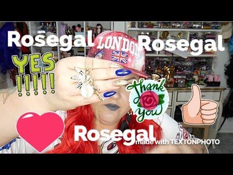 HUGE HAUL ROSEGAL Mamaaa cate sunt !!!!!!!