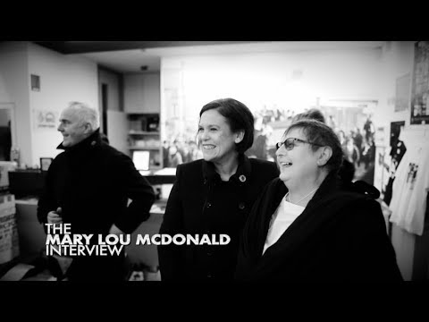 Interview with Mary Lou McDonald Sinn Féin President