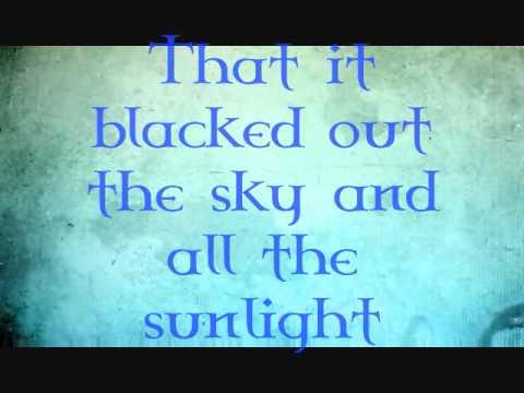 Thousand Foot Krutch - Fly on the Wall (Lyrics on screen)