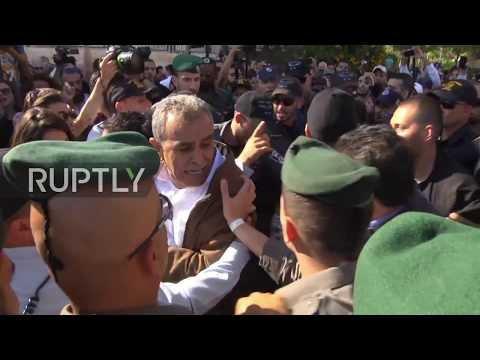 Israel: Several detained amid scuffles between police and pro-Palestinian protesters