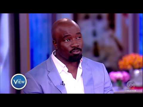 Mike Colter Talks Meeting Sunny On 'Girls Trip' Set, 'Luke Cage'  The View