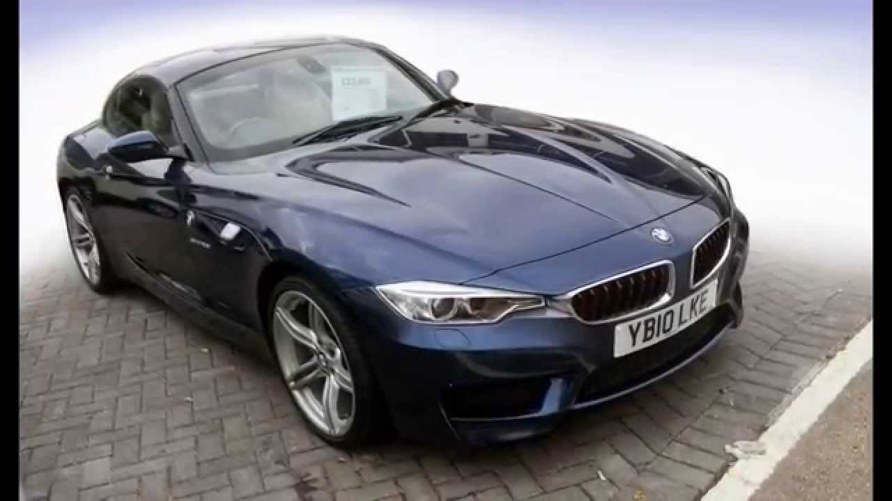 Bmw Z4 Sdrive28i Review Hd Youtube