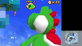 super mario 64 ds broken switch star