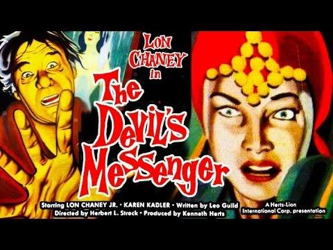 The Devil's Messenger (1961) Lon Chaney Jr. as Satan