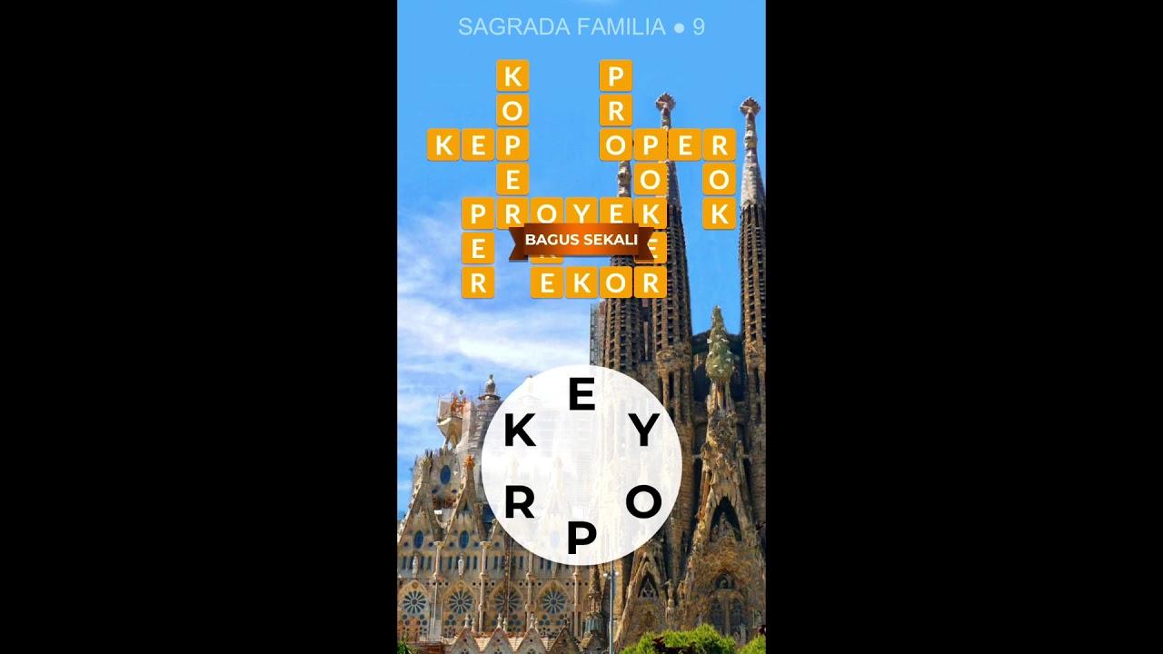 Kunci Jawaban Wow Sagrada Familia 8 Guru Galeri