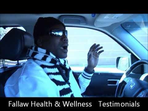 Fallaw Health & Wellness Testamonials.