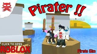 Piratas-Pirata Simulador-Inglés Roblox