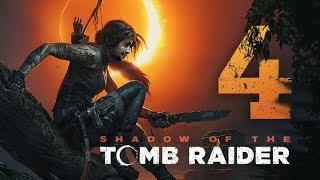 Shadow of the Tomb Raider mit Simon #04   Knallhart Durchgenommen