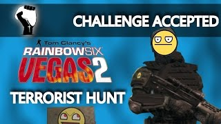 Rainbow 6 Vegas 2: Clear the Wave [Challenge Accepted]
