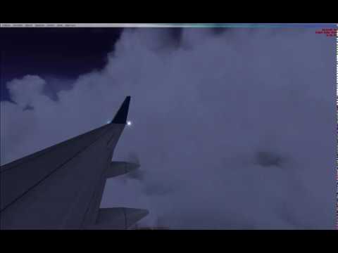 VATSIM | EIDW - EGGP | Full Flight B737-8