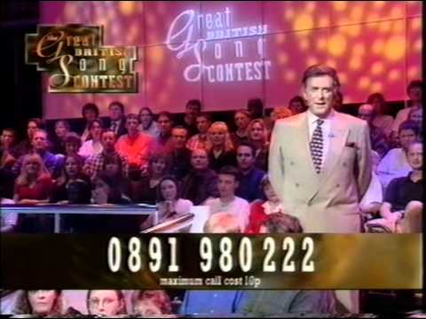 BBC Great British Song Contest 1998 in full inc WINNER Imaani