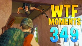 PUBG Daily Funny WTF Moments Highlights Ep 349
