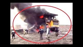 Heavy Equipment: Excavator FAIL/WIN 2017 Construction Accidents Caught On Tape Disasters C