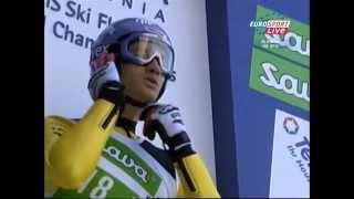 Planica 2010 2 seria Martin Schmitt   200 m