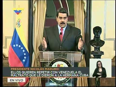 Maduro: Llueva, truene o relampaguee llegaré a la Cumbre de las Américas a decir verdades