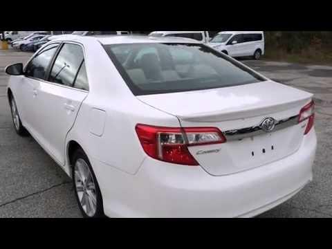 2012 Toyota Camry Se In Hooksett Nh 03106 6415 Youtube
