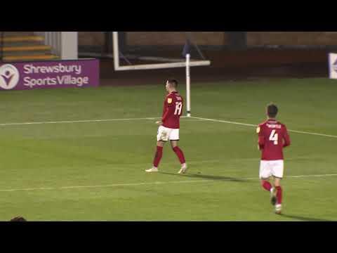 Shrewsbury Crewe Goals And Highlights