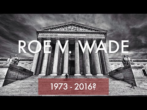Acronym TV [54] Roe v Wade Abortion Rights Battle, 2016