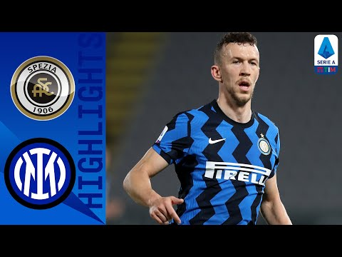 Spezia Inter Goals And Highlights
