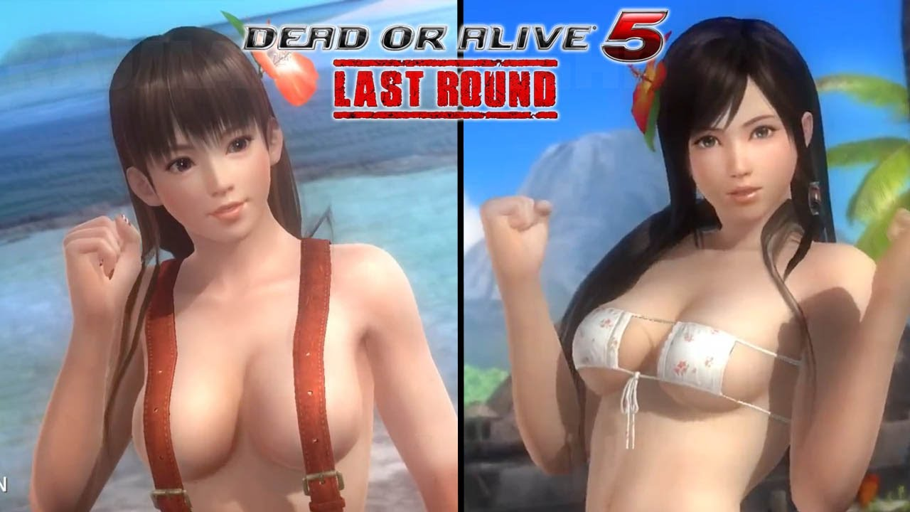 dead or alive 5 nude patch