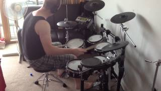 Eric Carmen - Hungry Eyes (Roland TD-12 Drum Cover)