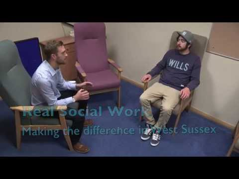 A Day in the life of a Social Worker