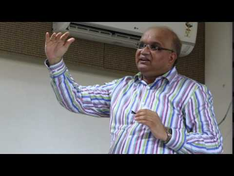 Basant Maheshwari Session at IIM Ranchi Part 1