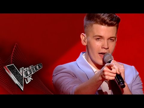 Jamie Miller performs 'Love On The Brain': The Quarter Finals | The Voice UK 2017