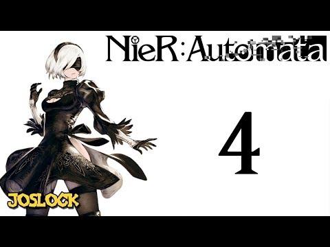 NieR: Automata - Parte 4 (Let's Play)