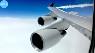 DUMPING FUEL & DIVERTING |UNITED 747-400 MECHANICAL PROBLEMS AT LONDON HEATHROW!